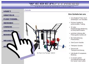 Zubehör von Weber Fitness